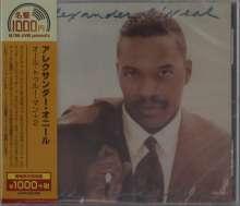 Alexander O'Neal: All True Man, CD
