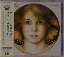 Bernie Senensky (geb. 1944): Free Spirit, CD