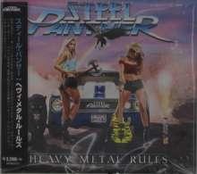 Steel Panther: Heavy Metal Rules, CD
