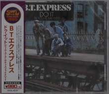 B.T. Express: Do It 'Til You're Satisfied, CD