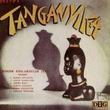Buddy Collette & Chico Hamilton: Tanganyika, CD