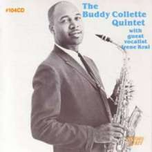 Buddy Collette & Irene Kral: The Buddy Collette Quintet With Guest Vocalist Irene Kral, CD