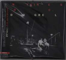 Fontaines D.C.: Dogrel, CD