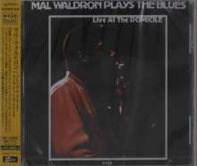 Mal Waldron (1926-2002): Plays The Blues: Live At The Domicile, CD