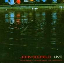 John Scofield (geb. 1951): Live, CD
