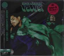 Adam Lambert: Velvet (Digipack), CD