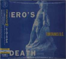 Fontaines D.C.: A Hero's Death (Digisleeve), CD