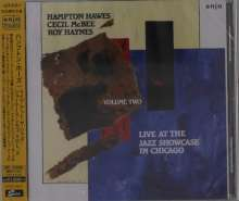 Hampton Hawes, Cecil McBee & Roy Haynes: Live At The Jazz Showcase In Chicago Volume Two, CD