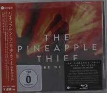 The Pineapple Thief: Where We Stood: Live, 1 CD und 1 DVD