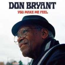 Don Bryant: You Make Me Feel, CD