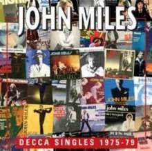 John Miles: Decca Singles 1974 - 1976, CD