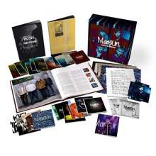 Mansun: Closed For Business: The Ultimate Mansun Collection (25th Anniversary Deluxe Box Set), 24 CDs und 1 DVD