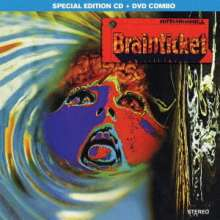 Brainticket: Cottonwoodhill, 1 CD und 1 DVD