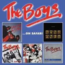The Boys: The Boys...On Safari, 5 CDs