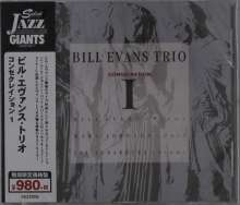 Bill Evans (Piano) (1929-1980): Consecration I (Solid Jazz Giants), CD