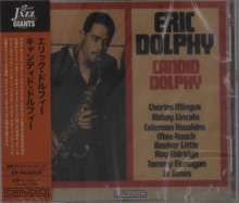 Eric Dolphy (1928-1964): Candid Dolphy, CD