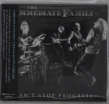 The Immediate Family: Can't Stop Progress (Papersleeve), CD