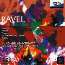 Maurice Ravel (1875-1937): Orchesterwerke, 2 SACDs