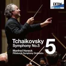 Peter Iljitsch Tschaikowsky (1840-1893): Symphonie Nr.5, CD