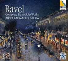 Maurice Ravel (1875-1937): Klavierwerke (Gesamtaufnahme), 2 Super Audio CDs
