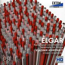 Edward Elgar (1857-1934): Pomp and Circumstance Marches Nr.1-5, Super Audio CD