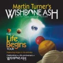 Martin Turner's Wishbone Ash: The Life Begins Tour 2010, 2 CDs
