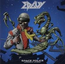 Edguy: Space Police - Defenders Of  The Crown (Limited Edition), 2 CDs