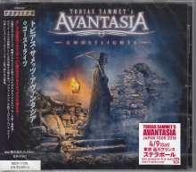 Avantasia: Ghostlights (regular), CD