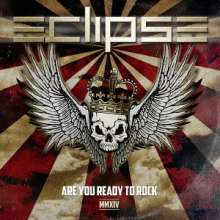 Eclipse: Are You Ready To Rock MMXIV, CD
