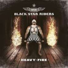 Black Star Riders: Heavy Fire (Digisleeve), CD