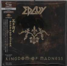 Edguy: Kingdom Of Madness (SHM-CD) (Papersleeve), CD