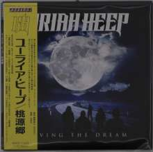 Uriah Heep: Living The Dream (Papersleeve), CD