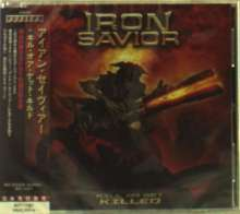 Iron Savior: Kill Or Get Killed, CD