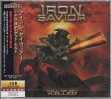 Iron Savior: Kill Or Get Killed, 2 CDs