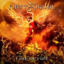 First Signal: Line Of Fire, CD