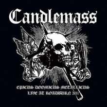 Candlemass: Epicus Doomicus Metallicus: Live At Roadburn 2011 (Digisleeve), CD
