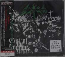 Sodom: Out Of The Frontline Trench, CD