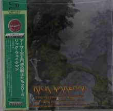 Rick Wakeman: The Myths And Legends Of King Arthur And The Knights Of The Round Table 2016 (2 SHM-CDs) (Digisleeve), 2 CDs