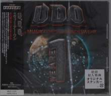 U.D.O.: We Are One, CD