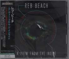 Reb Beach: A View From The Inside, CD