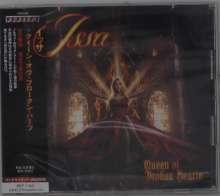 Issa: Queen Of Broken Hearts, CD