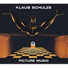 Klaus Schulze: Picture Music +Bonus (SHM-CD) (Papersleeve), CD