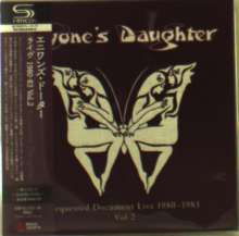 Anyone's Daughter: Requested Document Live 1980 - 1983 Vol. 2 (SHM-CD) (Papersleeve), CD