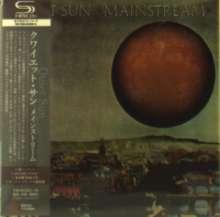 Quiet Sun (Phil Manzanera): Mainstream (+Bonus) (SHM-CD) (Papersleeve), CD