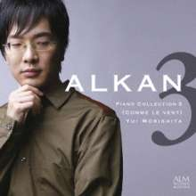 Charles Alkan (1813-1888): Klavierwerke - Piano Collection 3, CD