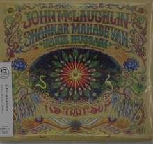 John McLaughlin, Shankar Mahadevan & Zakir Hussain: Is That So? (Digisleeve), CD