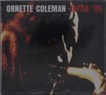 Ornette Coleman (1930-2015): Japan '86 (Digipack), 2 CDs