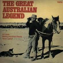 Martyn Wyndha A. L.Lloyd: Great Australian Legend, CD