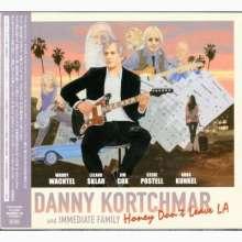 Danny Kortchmar: Honey Don't Leave LA, CD