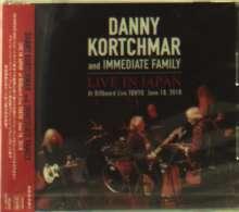 Danny Kortchmar: Live In Japan, CD